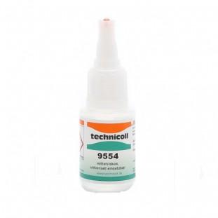 flesje technicoll 9554 cyanoacrylaat lijm