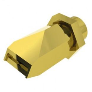 gele spuitmond met 6 mm opening en 30 mm nozzle