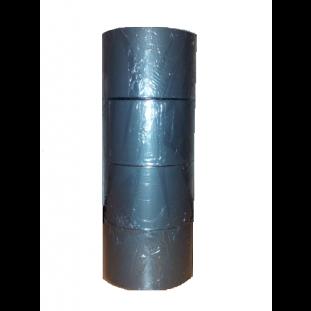 elektrische isolatietape in de kleur grijs