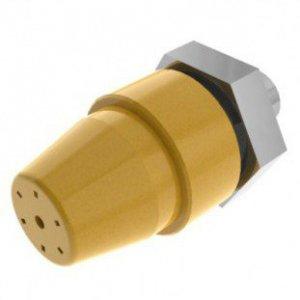 spuitmond voor spraypatroon lijm die gebruikt wordt met het tec 6300 lijmpistool