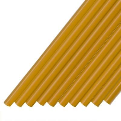 polyamide hot melt lijm in de kleur amber