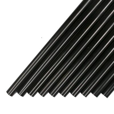 polyamide hot melt lijm in de kleur zwart