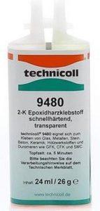 technicoll 9480 lijm voor keramiek repareren